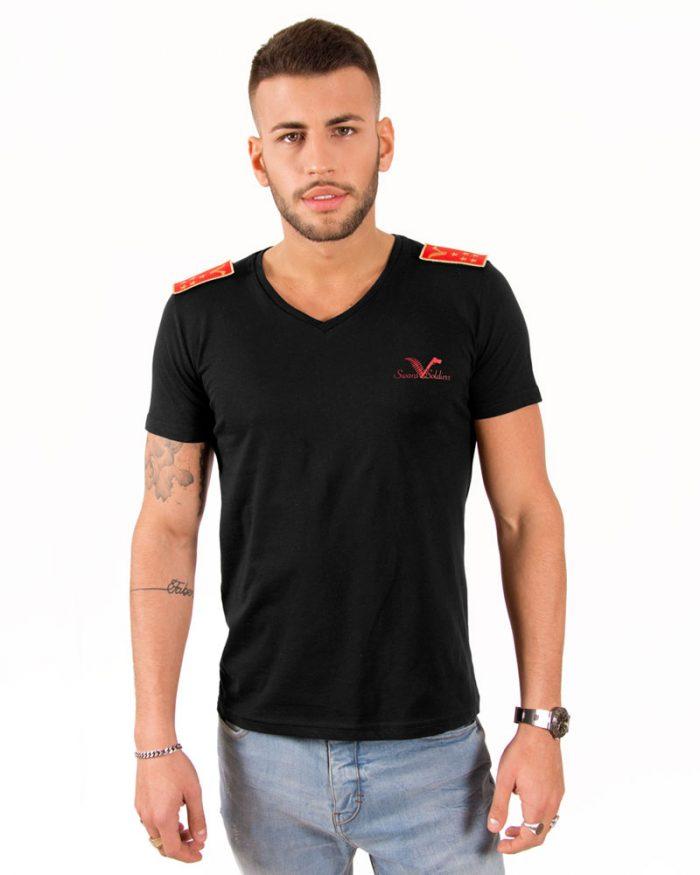 Urban Soldiers Black T-Shirt