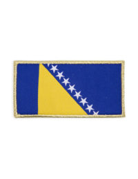 National flag of Bosnia and Herzegovina