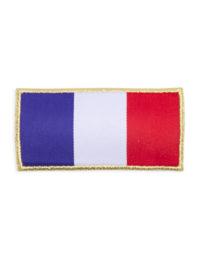 shoulder mark flag france