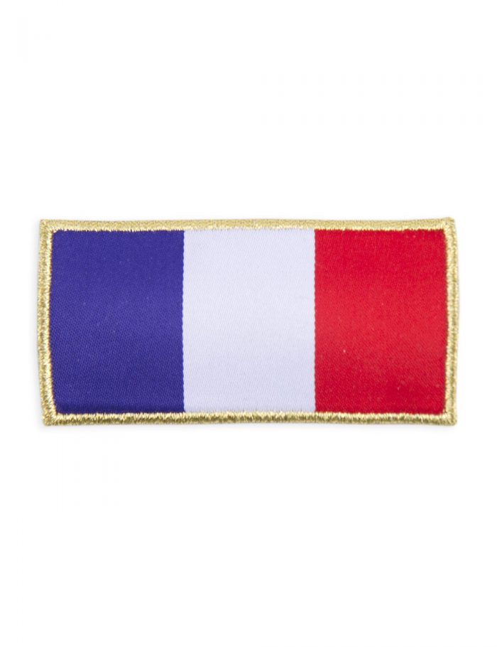 shoulder mark flag france