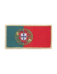 shoulder mark flag portugal