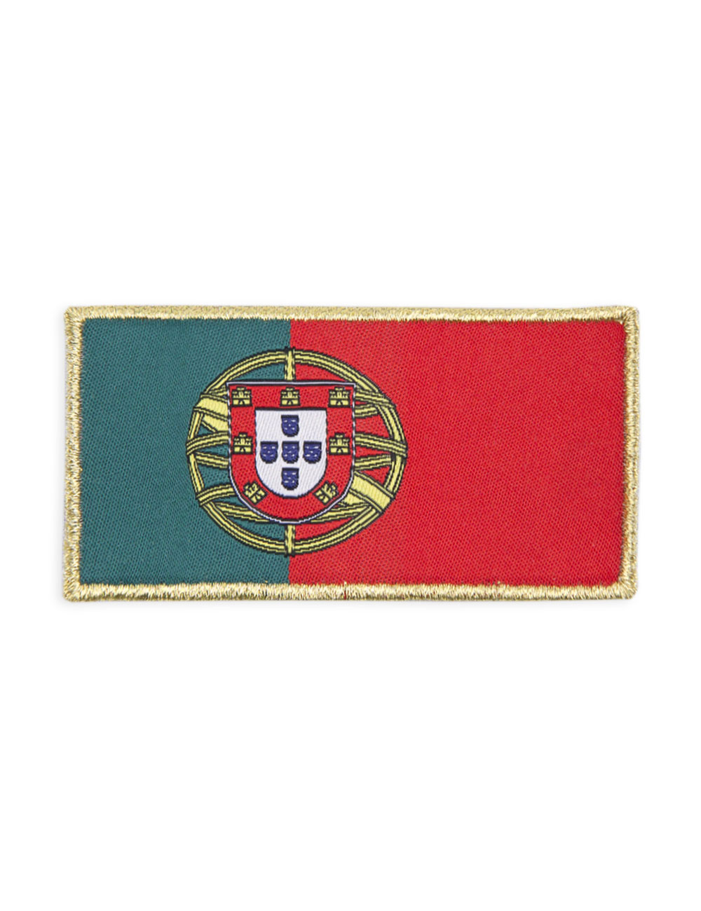 shoulder mark flag portugal