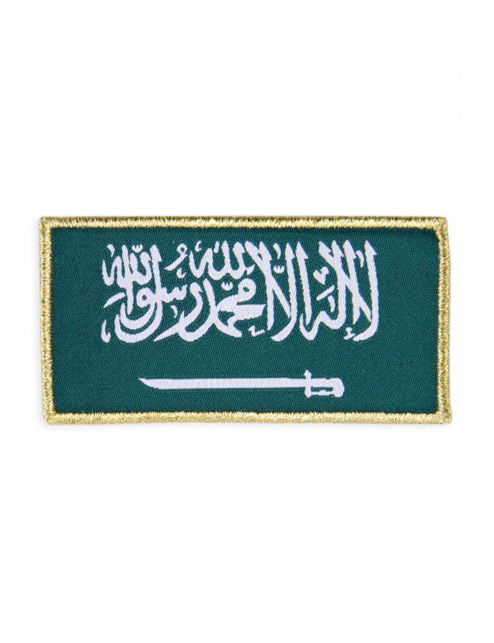 National Flag of Saudi Arabia