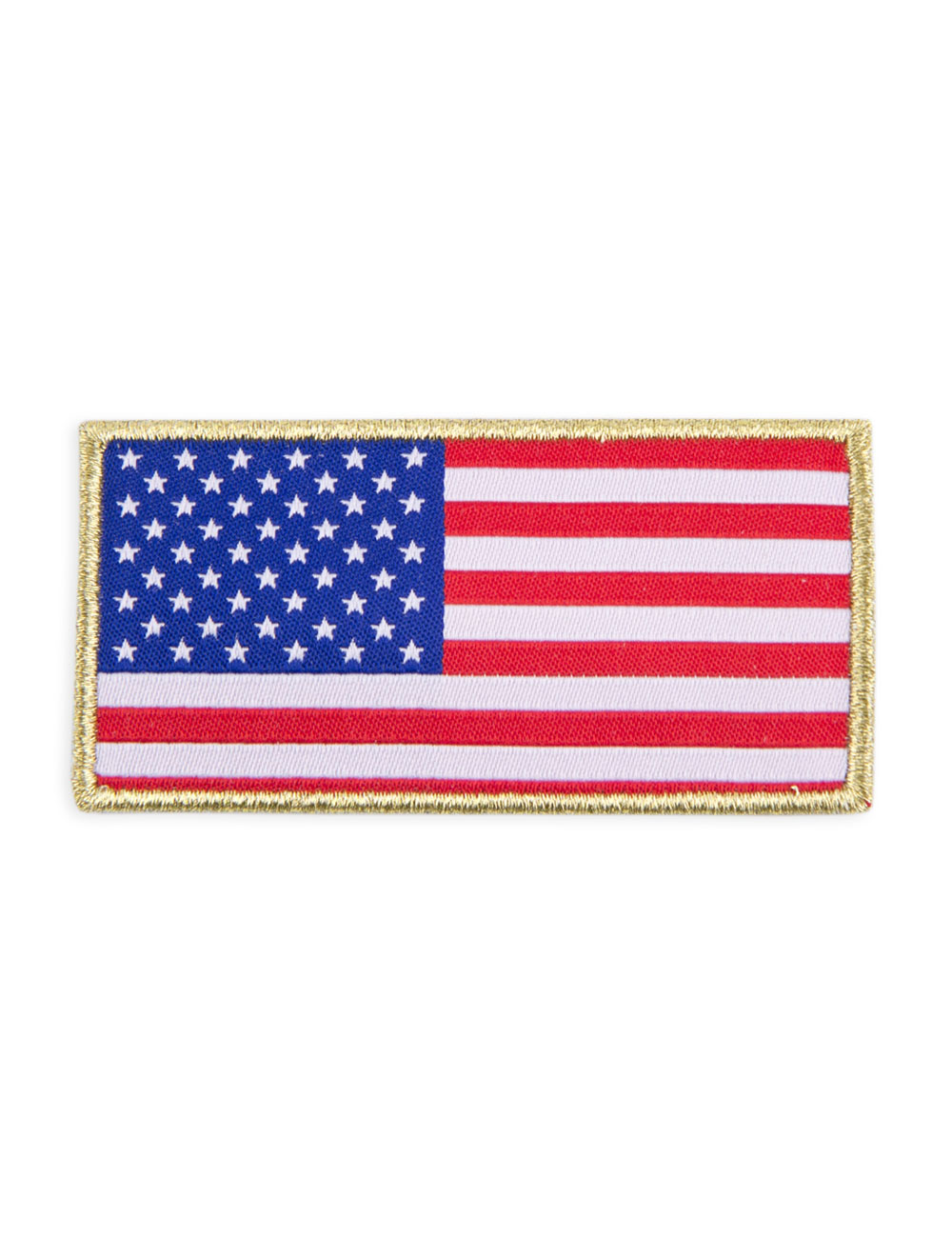 shoulder marks flag usa